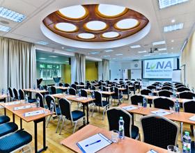 Konferenční komplex wellness hotelu Luna
