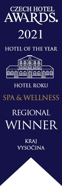 Wellness hotel LUNA - oceněný nejlepší wellness hotel na Vysočině